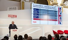UK Trade & Investment's (UKTI) Global Investment Summit
