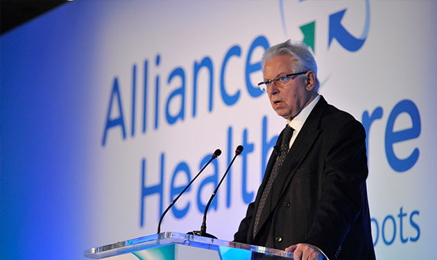 alliance healthcare norge as
