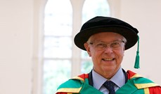 Stefano Pessina awarded honorary doctorate